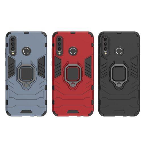 Huawei P30 Lite Hybrid Punane 8
