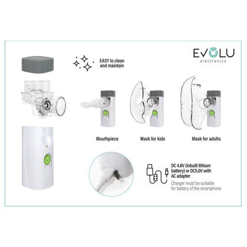 Inhalaator akuga