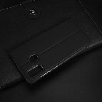 Samsung A20e kaaned DUX DUCIS Skin Pro Bookcase kuldne 17
