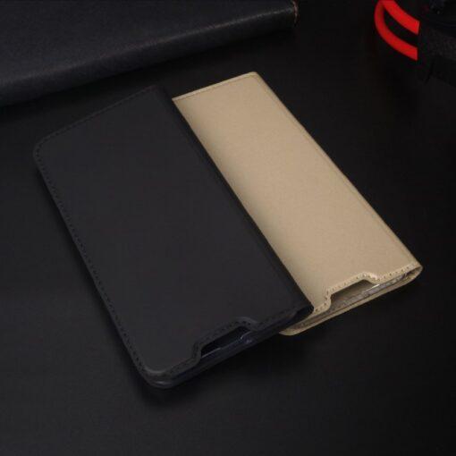 Samsung A20e kaaned DUX DUCIS Skin Pro Bookcase kuldne 18