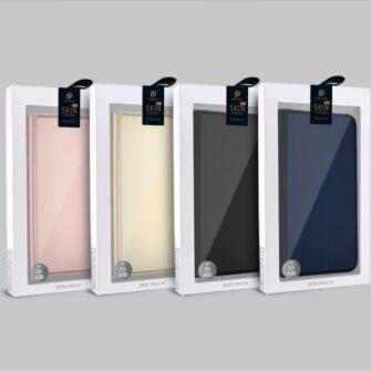 Samsung A20e kaaned DUX DUCIS Skin Pro Bookcase kuldne 20