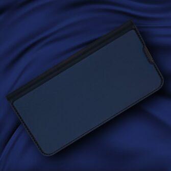 Samsung A20e kaaned DUX DUCIS Skin Pro Bookcase kuldne 5