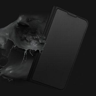 Samsung A20e kaaned DUX DUCIS Skin Pro Bookcase kuldne 8