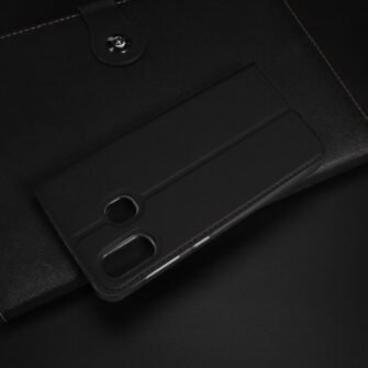 Samsung A20e kaaned DUX DUCIS Skin Pro Bookcase roosa 17