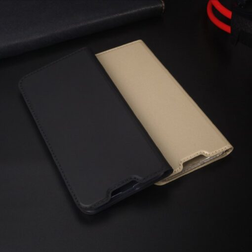 Samsung A20e kaaned DUX DUCIS Skin Pro Bookcase roosa 18