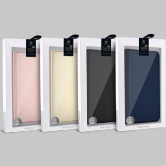 Samsung A20e kaaned DUX DUCIS Skin Pro Bookcase roosa 20