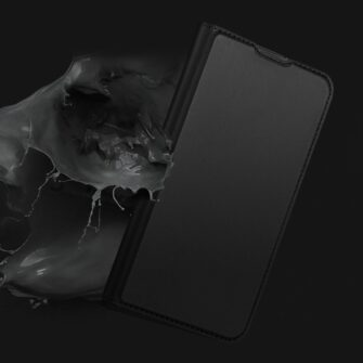 Samsung A20e kaaned DUX DUCIS Skin Pro Bookcase roosa 8