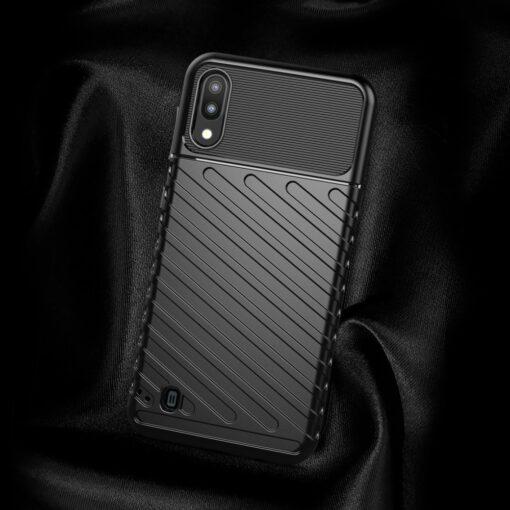 Samsung Galaxy A10 tugev ümbris silikoonist must 4