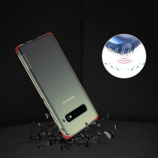 Samsung S10 ümbris silikoonist Nillkin Nature TPU läbipaistev 10