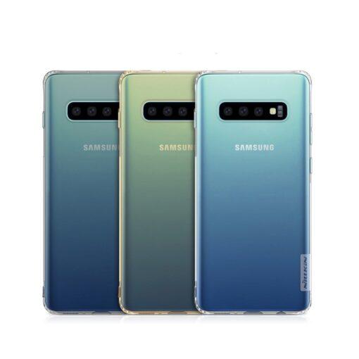Samsung S10 ümbris silikoonist Nillkin Nature TPU läbipaistev 4