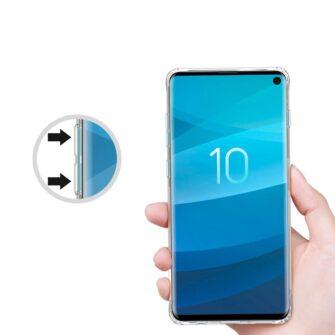 Samsung S10 ümbris silikoonist Nillkin Nature TPU läbipaistev 5