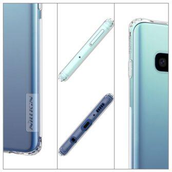 Samsung S10 ümbris silikoonist Nillkin Nature TPU läbipaistev 7