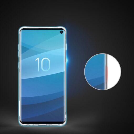 Samsung S10 ümbris silikoonist Nillkin Nature TPU läbipaistev 9