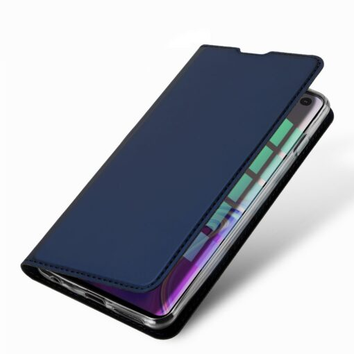 Samsung S10 kaaned DUX DUCIS Skin Pro Bookcase roosa 12