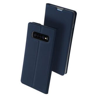 Samsung S10 kaaned DUX DUCIS Skin Pro Bookcase sinine 1