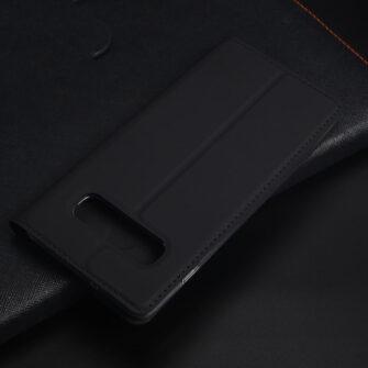 Samsung S10 kaaned DUX DUCIS Skin Pro Bookcase sinine 17