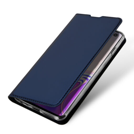 Samsung S10 kaaned DUX DUCIS Skin Pro Bookcase sinine 3