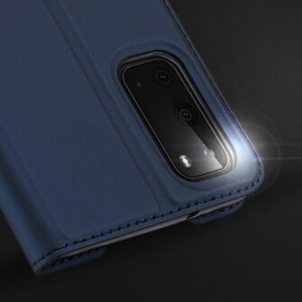 Samsung S20 kaaned DUX DUCIS Skin Pro Bookcase kuldne 12
