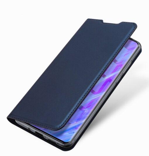 Samsung S20 kaaned DUX DUCIS Skin Pro Bookcase kuldne 13