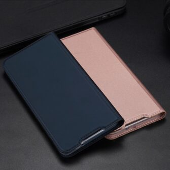 Samsung S20 kaaned DUX DUCIS Skin Pro Bookcase kuldne 17