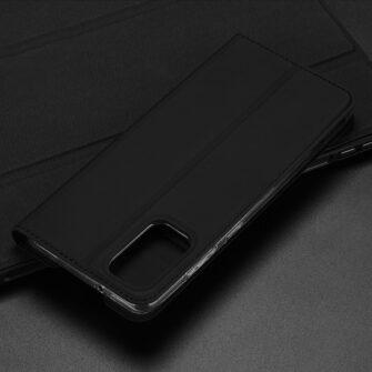 Samsung S20 kaaned DUX DUCIS Skin Pro Bookcase kuldne 18