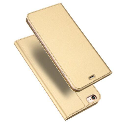 iPhone 66s kaaned DUX DUCIS Skin Pro Bookcase kuldne