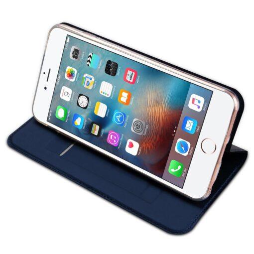 iPhone 66s kaaned DUX DUCIS Skin Pro Bookcase sinine 3