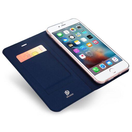 iPhone 66s kaaned DUX DUCIS Skin Pro Bookcase sinine 4