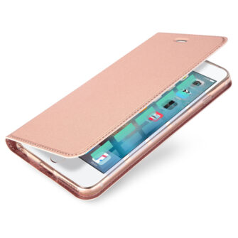 iPhone SE5S5 kaaned DUX DUCIS Skin Pro Bookcase roosa 2