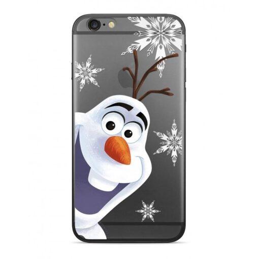 iPhone SE5S5 kaaned Disney Olaf ümbris silikoonist