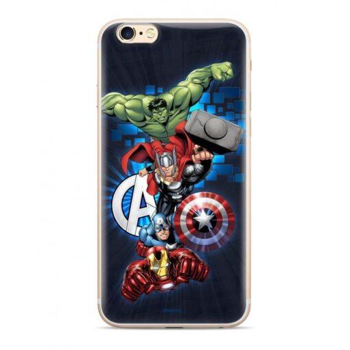 iPhone SE5S5 kaaned Marvel Avengers ümbris silikoonist