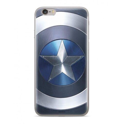 iPhone SE5S5 kaaned Marvel Captain America ümbris silikoonist