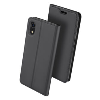 iPhone XR kaaned DUX DUCIS Skin Pro Bookcase must 1