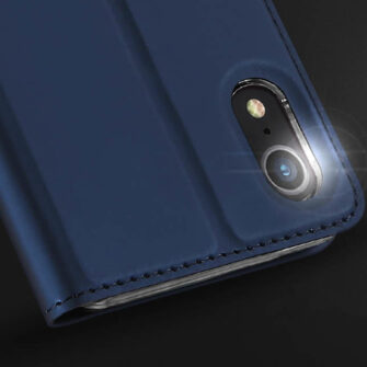 iPhone XR kaaned DUX DUCIS Skin Pro Bookcase must 11