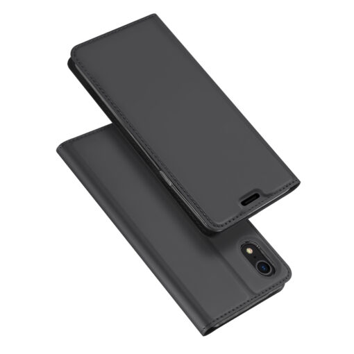 iPhone XR kaaned DUX DUCIS Skin Pro Bookcase must