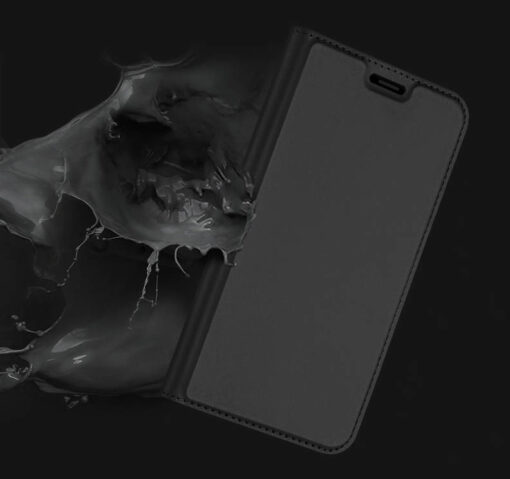 iPhone XR kaaned DUX DUCIS Skin Pro Bookcase must 6