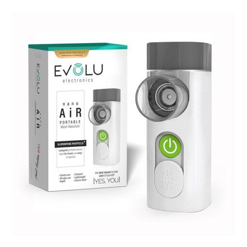 juhtmevaba inhalaator akuga nano air evolu