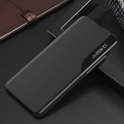Huawei P30 Pro kaaned kunstnahast must 1