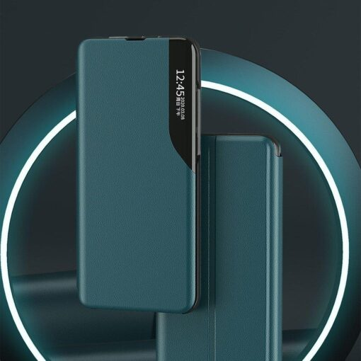 Huawei P30 Pro kaaned kunstnahast must 2