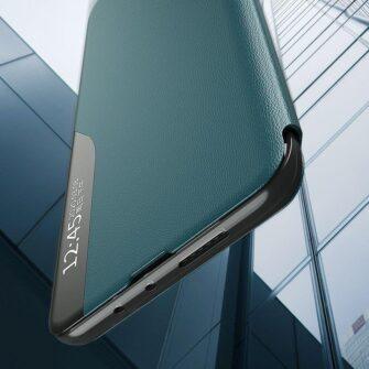 Huawei P30 Pro kaaned kunstnahast must 3