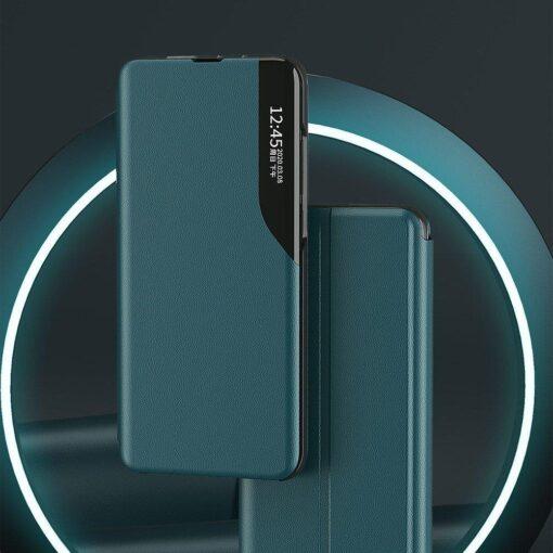 Huawei P30 Pro kaaned kunstnahast oranž 2