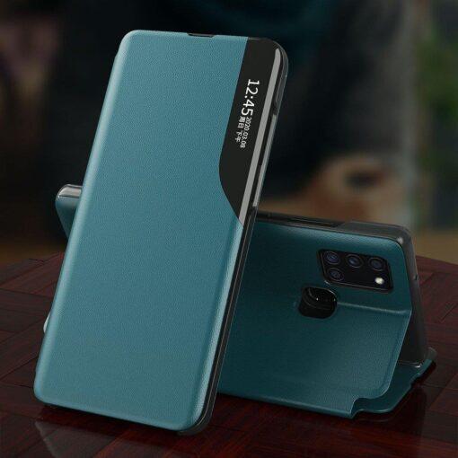 Huawei P30 Pro kaaned kunstnahast oranž 5