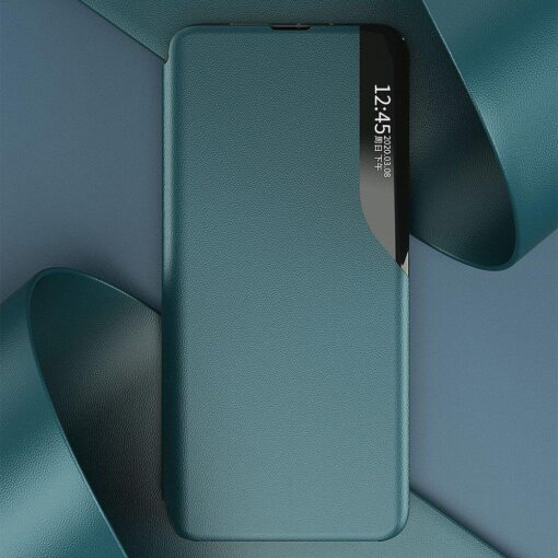 Huawei P30 Pro kaaned kunstnahast oranž 6