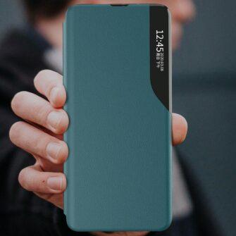 Huawei P30 Pro kaaned kunstnahast oranž 9