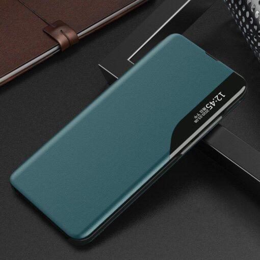 Huawei P30 Pro kaaned kunstnahast roheline 1