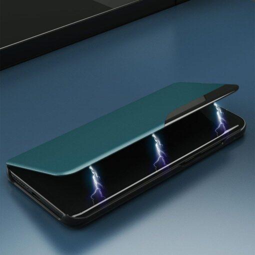 Huawei P30 Pro kaaned kunstnahast roheline 4