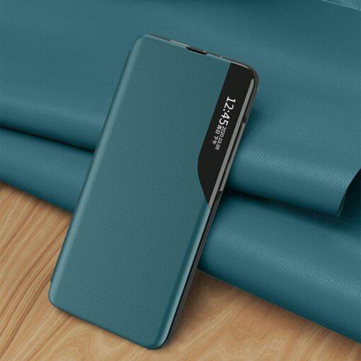 Huawei P30 Pro kaaned kunstnahast roheline 7