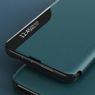 Huawei P30 Pro kaaned kunstnahast roheline 8