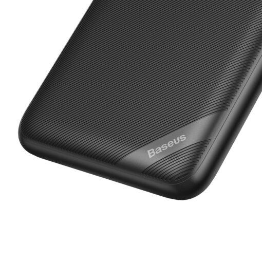 Juhtmevaba laadijaga akupank Baseus S10 Bracket 10000mAh 18W with Wireless Charger Qi 10W black PPS10 01 1