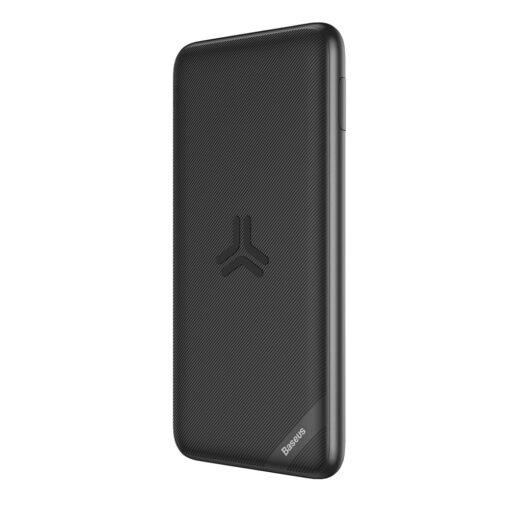 Juhtmevaba laadijaga akupank Baseus S10 Bracket 10000mAh 18W with Wireless Charger Qi 10W black PPS10 01 5